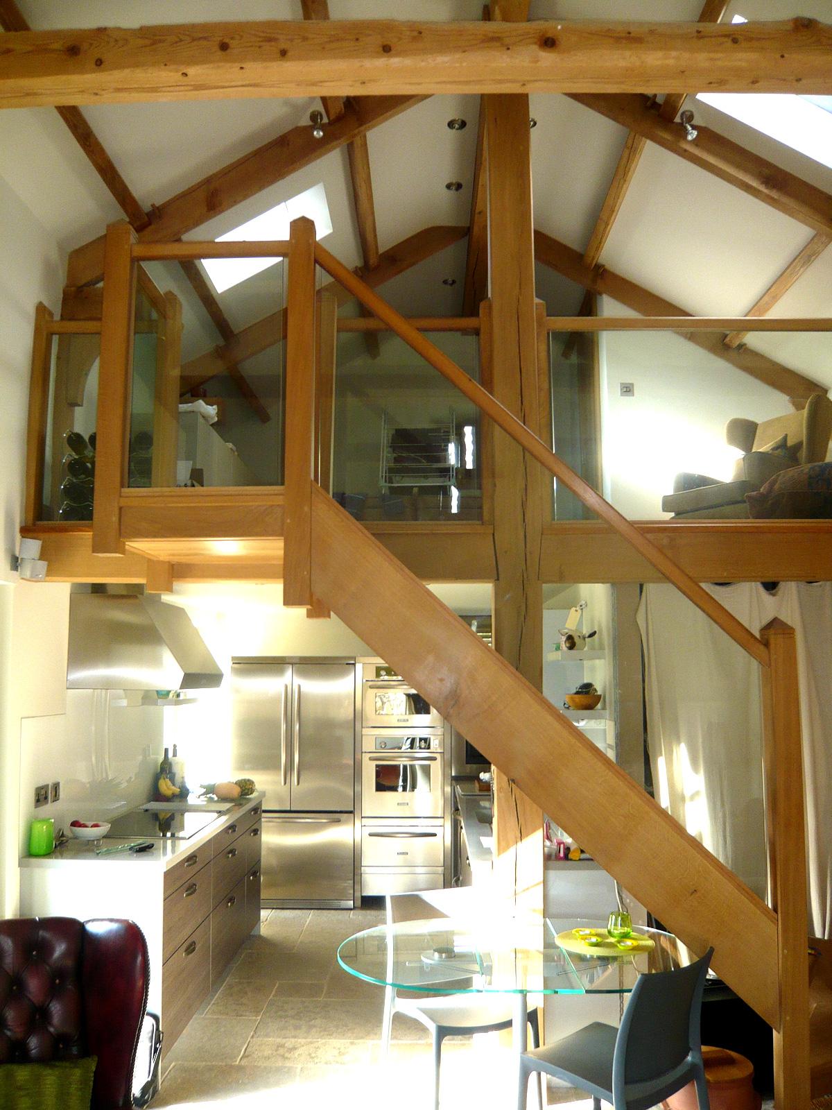 Barn Conversion Niche Design Architects