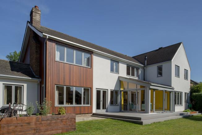 Remodelling, Porch & Garden Room - Niche Design Architects