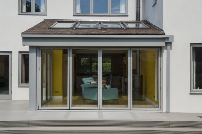 remodelling porch garden room niche design architects