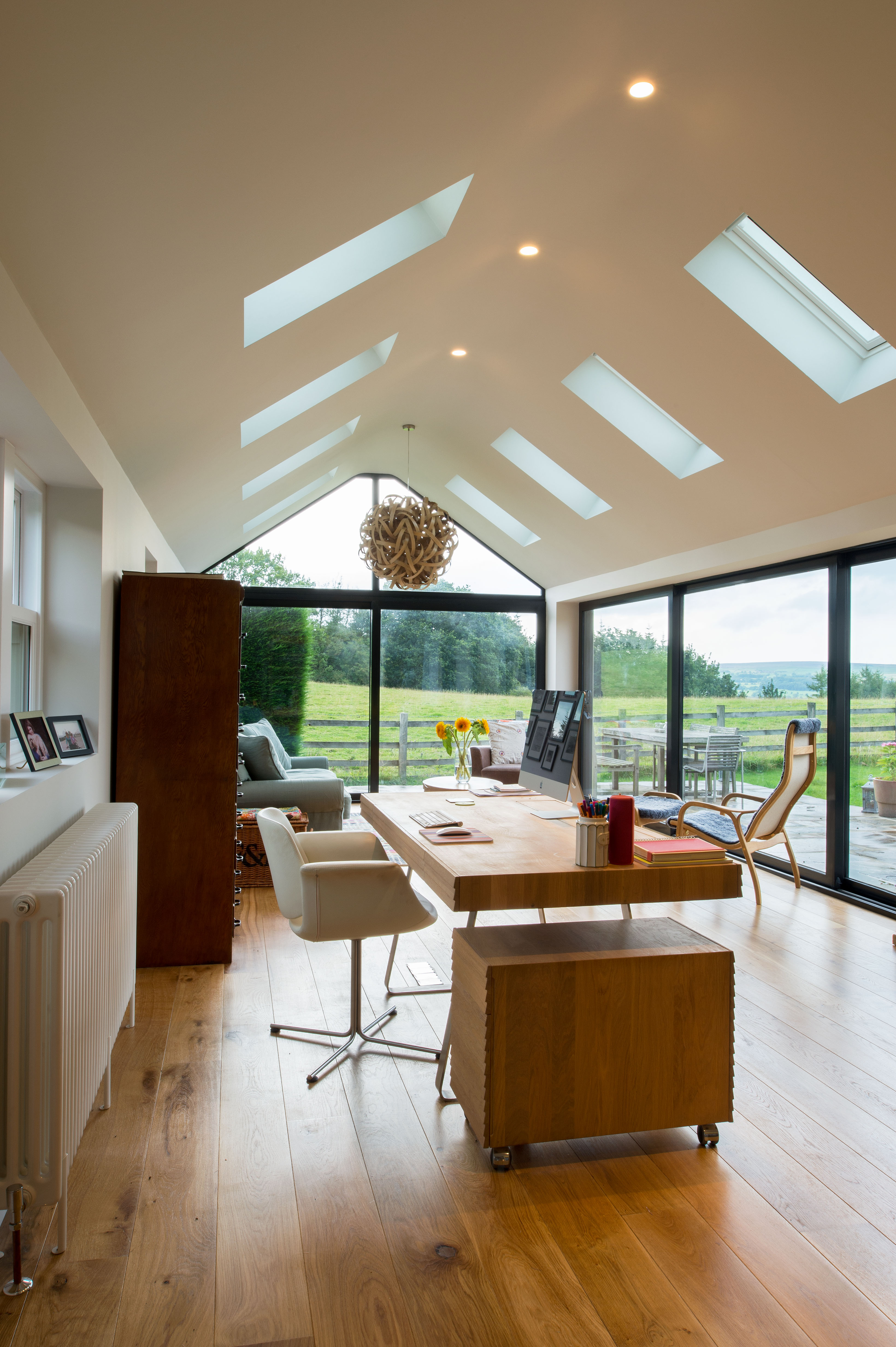 Design house yorkshire - Our Client Says When I Asked Niche Design To Work On A Partial Rebuild And Extension For My 300 Year Old House I Was Looking To Create A Room That