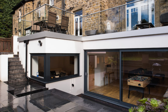 Basement Conversion Amp Extension Niche Design Architects
